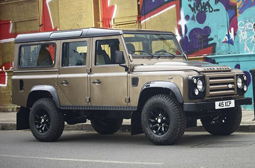 路虎 Land Rover Defender汽车图片